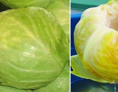 Salata od kiselog kupusa