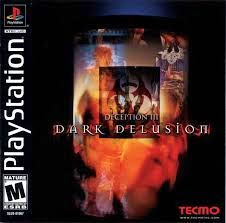 Deception III - Dark Delusion - PS1 - ISOs Download