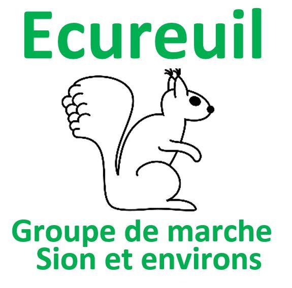 Ecureuil - Groupe de marche Sion et environs