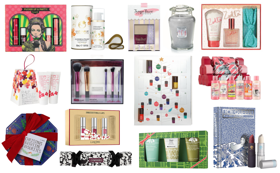 Christmas 2015 Beauty Releases #1