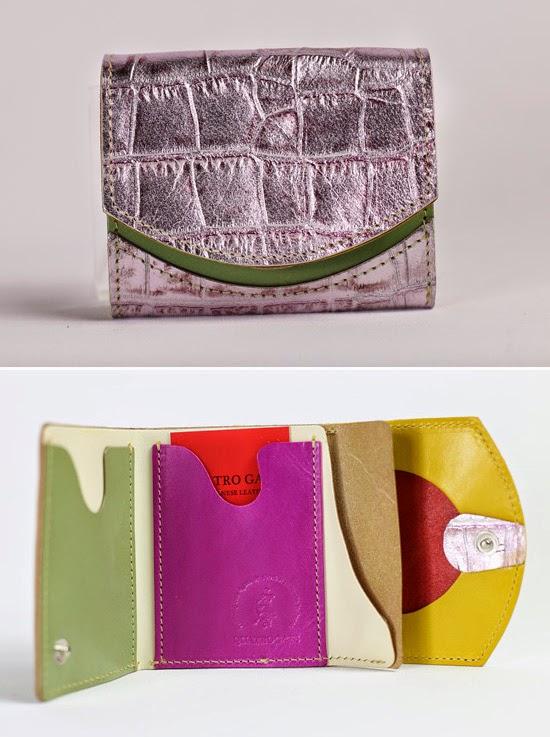 小さい財布ココリドロ