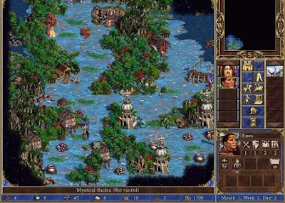 Heroes of Might and Magic PC Version