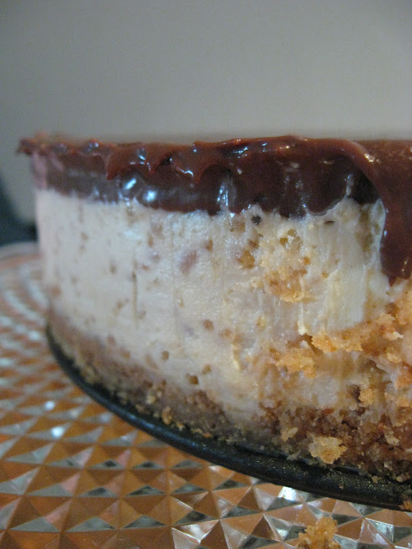 Morsels and Musings: peanut butter pie & roasted banana ...
