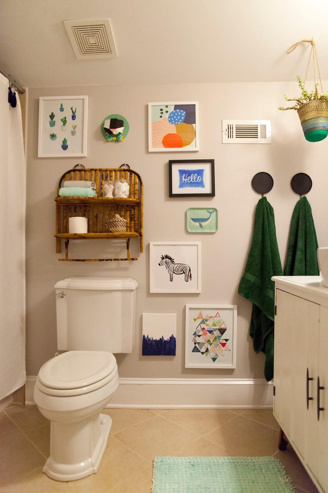 Kids Bathroom Makeover Before And After Kid Es Land Of Nod