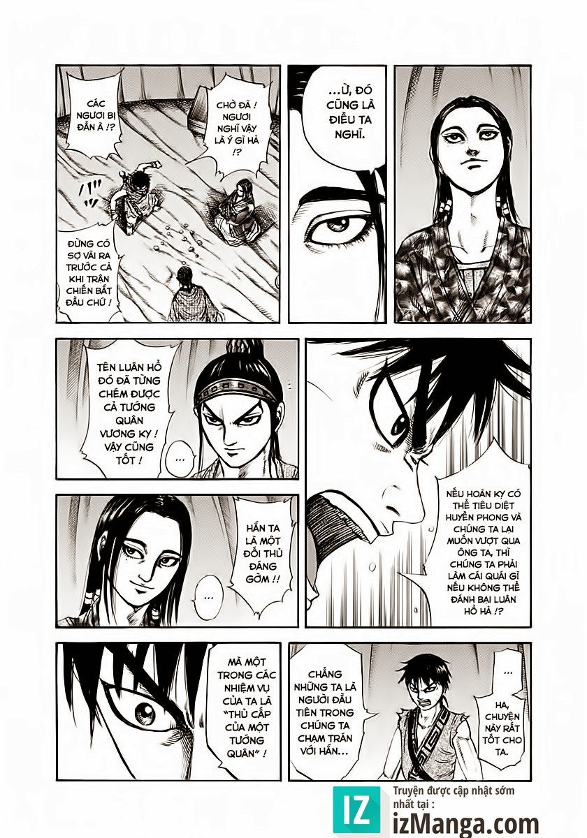 Kingdom - Vương Giả Thiên Hạ Chapter 213 page 16 - IZTruyenTranh.com