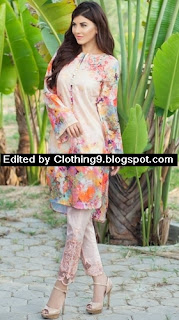 Ayesha And Usman Lawn Eid/Midsummer Collection 2015