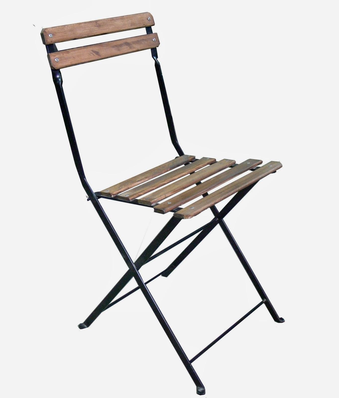 Mesas y sillas de hierro forjado artesanalmente en for Sillas para quincho apilables