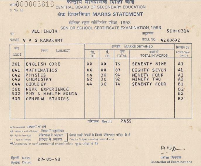 class 12 kendriya vidyalaya asc bangalore