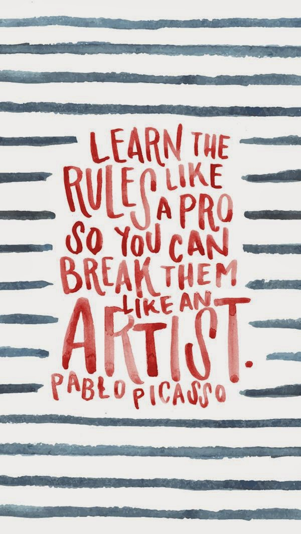 Pablo Picasso art quote