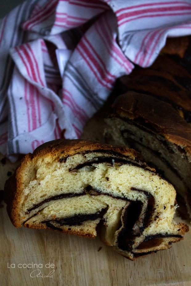 Pan de pascua - Babka