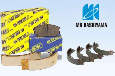 mk kashiyama sparepart