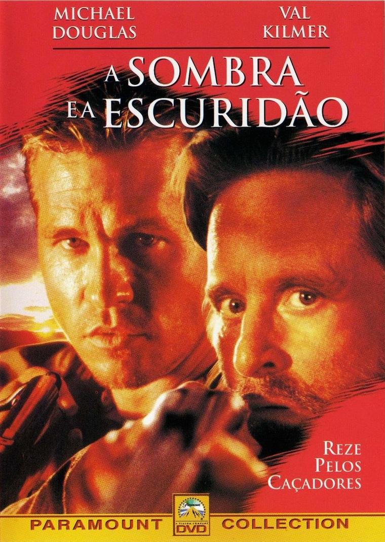 A Sombra e a Escuridão – Dublado (1996)