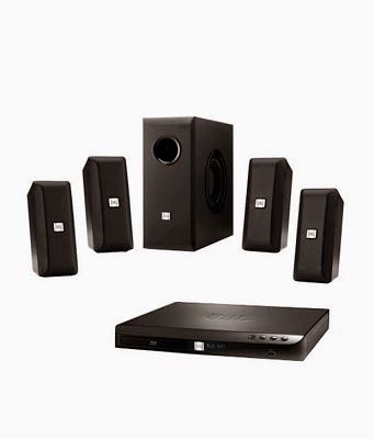 Amazon: Buy JBL BD100 5.1 Blu Ray Home Theatre System at Rs.14239