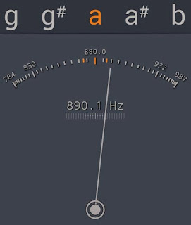 Cara Mudah Menyetel (Stem/Tuning) Gitar Bagi Pemula dengan bantuan HP Android