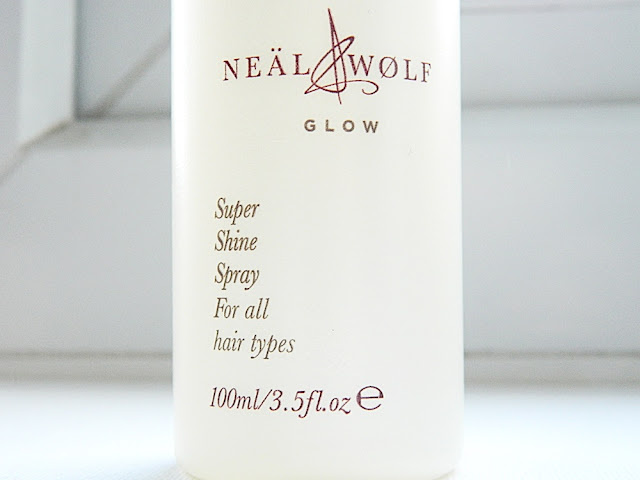 Neal & Wolf Super Shine Spray