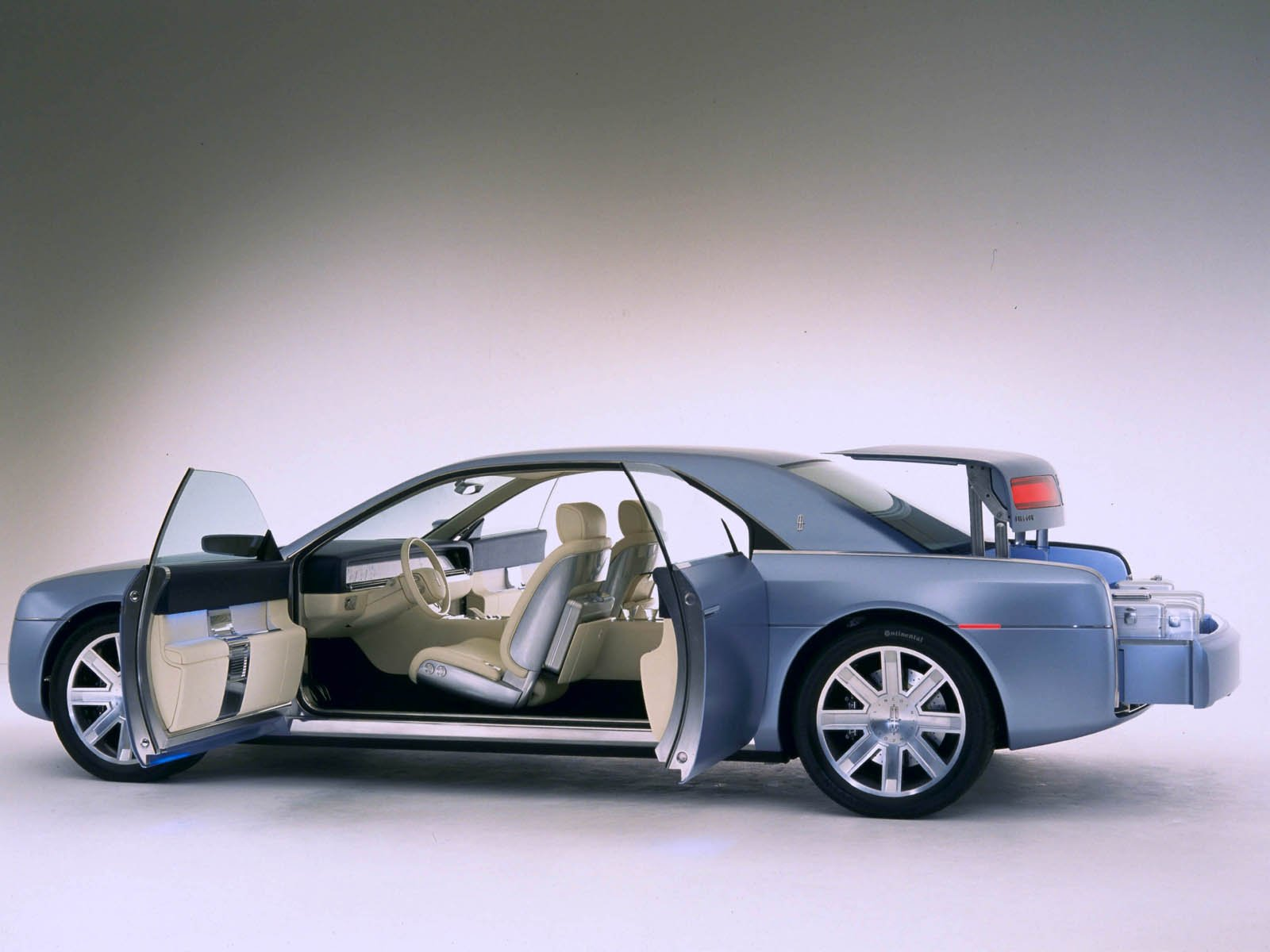 2012 Lincoln Continental Concept Cars Review