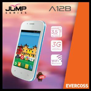 Evercoss A12B Jump Series