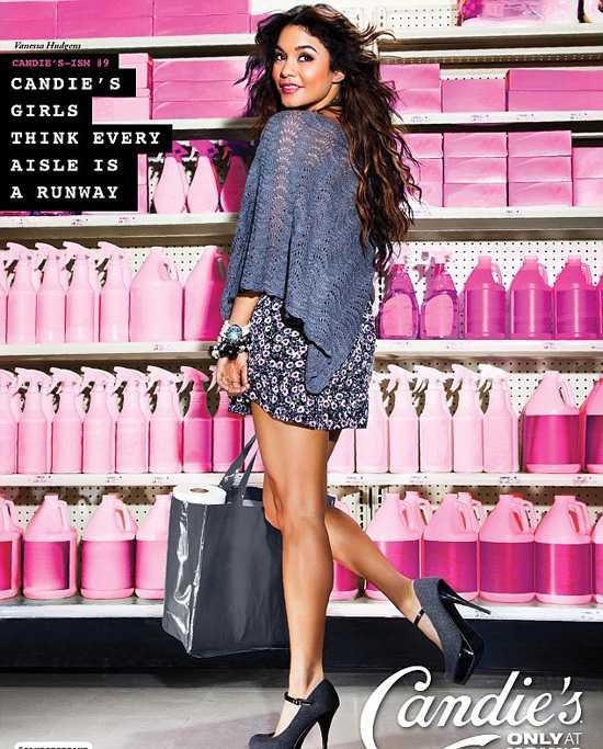 American singer vanessa hudgens girls idols wallpapers and biography