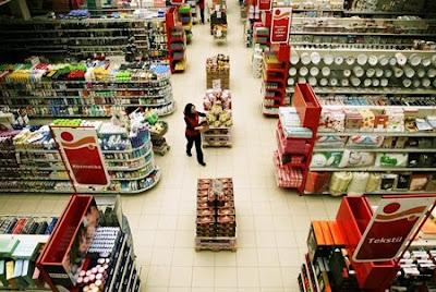 5 Kiat Pengelola Pasar Swalayan Menguras Kantong Anda