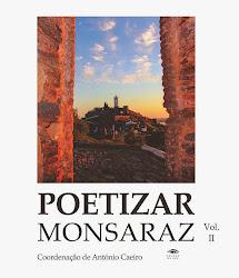 Livro: POETIZAR MONSARAZ - Vol II