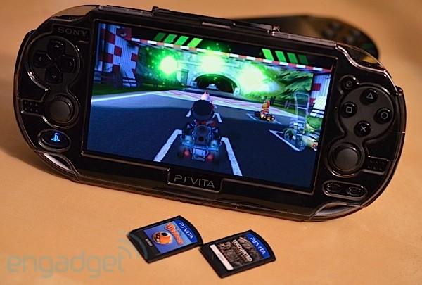 PS Vita aumenta ventas luego de rebaja en Japon