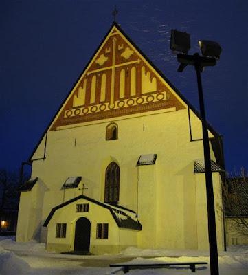Iglesia de Porvoo