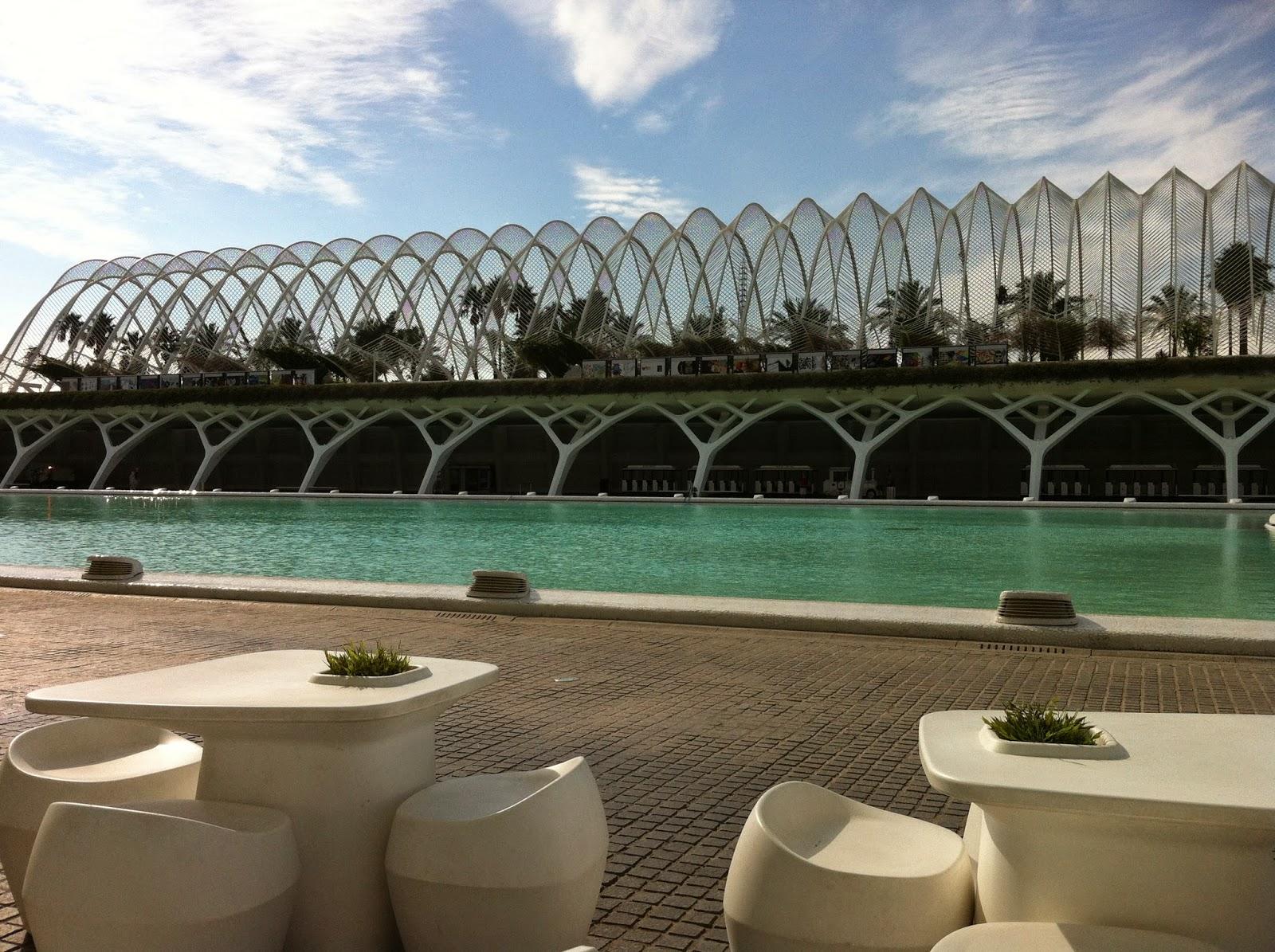 Valencia-Ciudad de las Artes y las Ciencias
