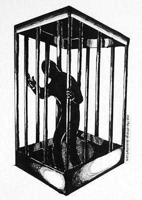 Impossible Cage M.C.Escher