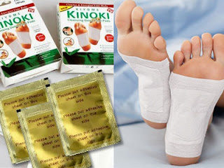 Kinoki Gold Detox Foot