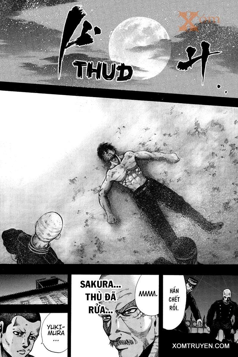 Yukikaze Chap 43 - Trang 18