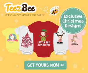 TeezBee.com -  Personalised Apparel For Babies