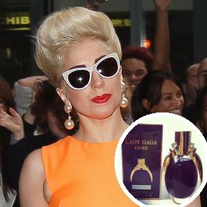 botol parfum lady gaga
