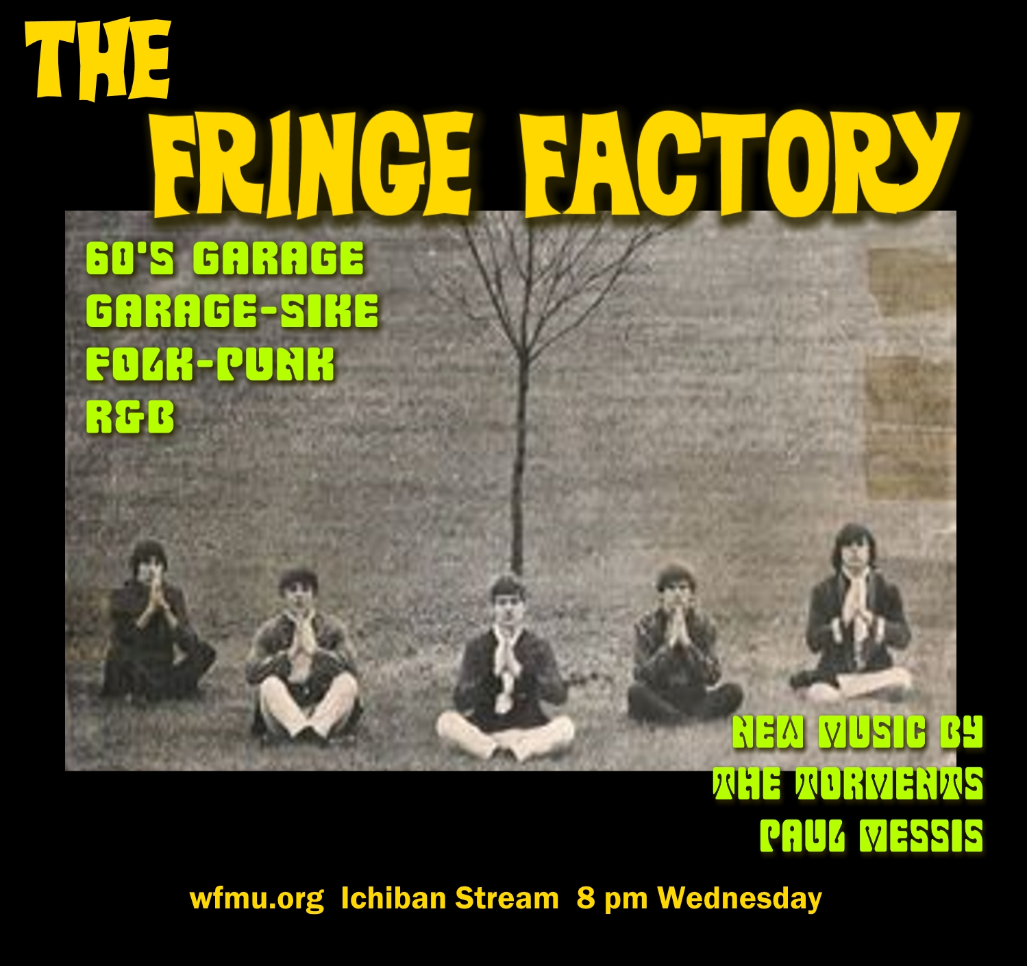 Fringe Factory goes CRAZY!