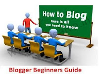 Blogger Beginners Guide