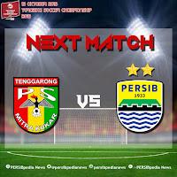 Next Match PERSIB Bandung