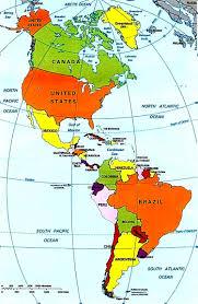 mapa centro y sur america - Vatoz.atozdevelopment.co