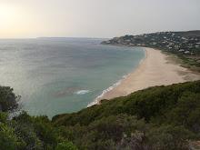 Playa de los alemanes.Cádiz