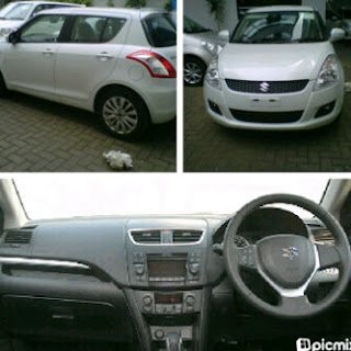 All New Swift Model Dan Desain Surabaya