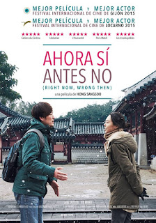Poster de Ahora Sí, Antes No (Right Now, Wrong Then)