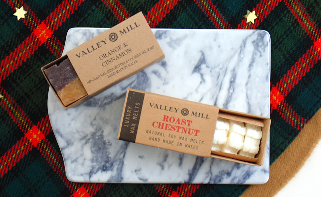 Christmas: Valley Mill Wax Melts + Soap