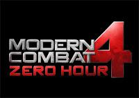 Modern Combat 4: Zero Hour logo