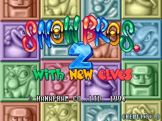 Snow Bros 2 free