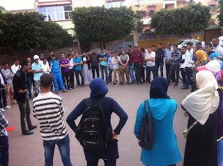 الإحتجاج على قرار الإنتقاء الأولي