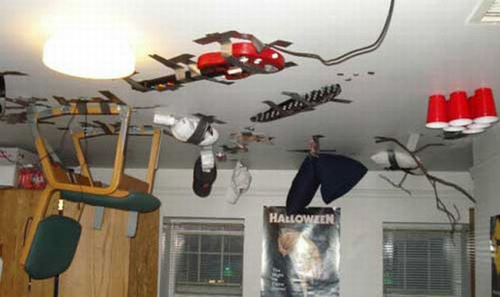 Funny Prank Pictures ~ Damn Cool Pictures ~ 143649_Good Dorm Room Prank Ideas