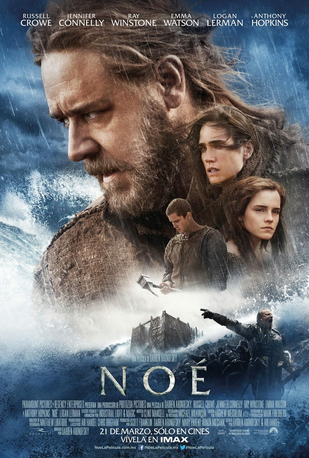 Poster de Noé (Noah)