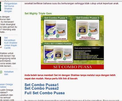 Pembelian Online Produk Shaklee Lebih Mudah Dengan eSELL