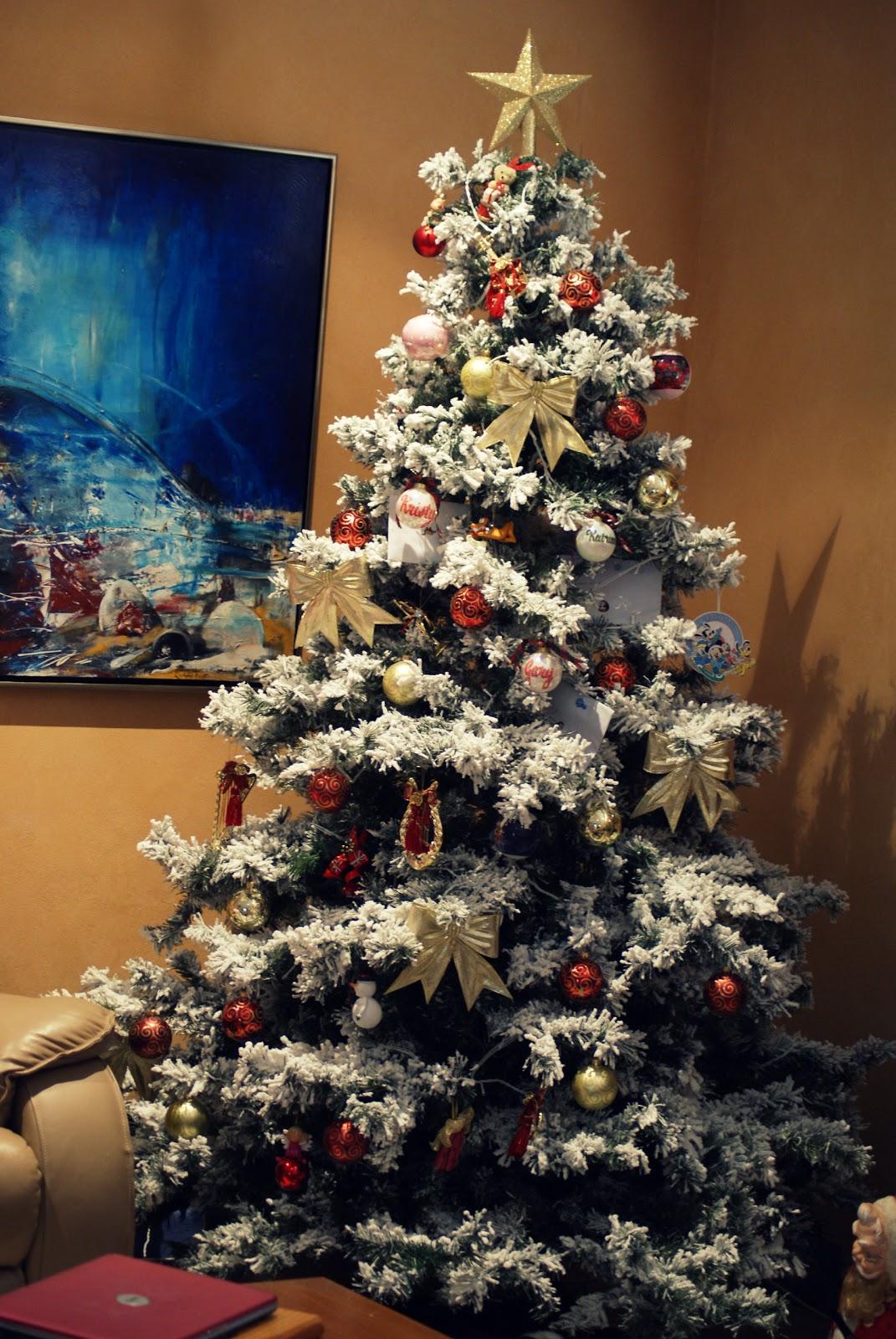 Snow Christmas Trees Artificial
