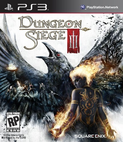 dungeon siege III PS3 Dungeon Siege III   PS3