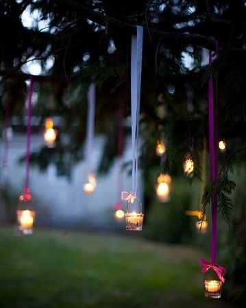 INSPIRATION ARCHIVE COOL COSY GARDEN LIGHTS