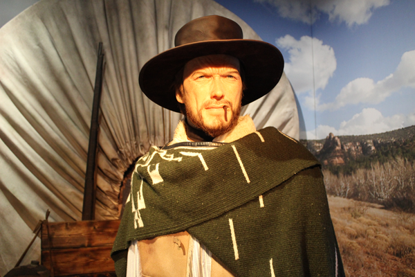 Clint-Eastwood-Wax-Museum-of-Myrtle-Beach